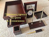 Настольный набор руководителя, 8 предметов УЦЕНКА, фото 1