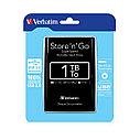 """Внешний жёсткий диск Verbatim 1TB 2.5"""" Store 'n' Go Чёрный, фото 2"""