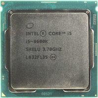 CPU Intel Core i5 9600K 3,7GHz (4,6GHz) 9Mb 6/6 Core Coffe Lake Tray 95W FCLGA1151 НОВИНКА!!!