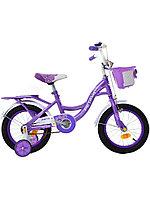 Детский велосипед Petava 16 2020 фиолетовый