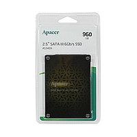 Твердотельный накопитель SSD Apacer AS340X 960GB SATA