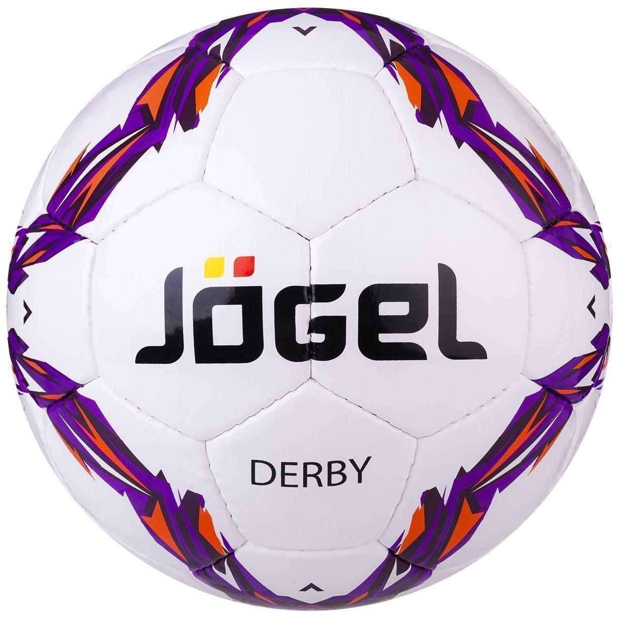 Мяч футзальный derby JS-560 №4 Jögel