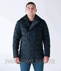Куртка City Class мужская зимняя ,мех норки на воротнике