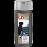 8in1 Black Pearl, шампунь для собак с тёмной шерстью