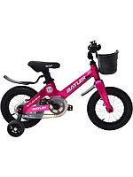 Детский велосипед Batler 12 2020 розовый