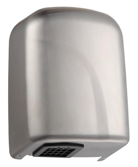 Cушилка для рук Breez Compаct BHD-1500S (пластик серебристая)
