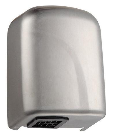 Cушилка для рук Breez Compаct BHD-1500S (пластик серебристая), фото 2