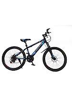Детский велосипед Ronin 24 2020 черный