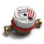 Счетчик воды СВК-15Г с обратным клапаном (110/190мм)