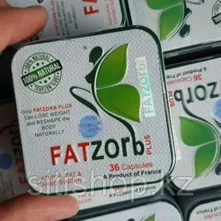 FATzorb Plus Фатзорб 36 капсул для похудения