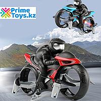 Мотоцикл Квадрокоптер с Радиоуправлением. Летающий Мотоцикл. Хит Продаж 2021
