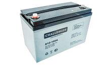Аккумулятор для лодочного мотора Challenger A12-100A (12В, 100Ач)
