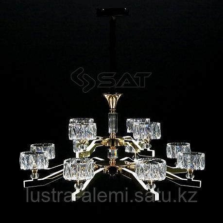 Люстра ЛЭД 9653/8+4 LED New-Classic, фото 2