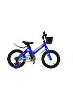 Детский велосипед Batler Allum 16 2020 синий