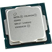 Процессор Intel Celeron G5905, 3.5GHz/LGA1200/14nm/Comet Lake/4Mb L3 Cache/IntelUHD610, OEM