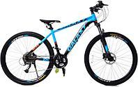 Скоростной велосипед Galaxy M35 27.5 2020 17 черный-синий