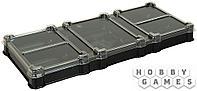 Пластиковая коробочка UniqTraySystem Organizer (5 секций) (прозрачный)