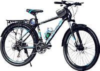 Горно-спортивный велосипед Batler-26 26 2020 19 черный