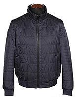 Куртка мужская демисезонная City Class синяя,короткая