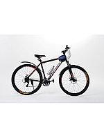 Горно-спортивный велосипед Texo Agressor 29 2021 19 черный-красный