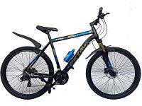 Горно-спортивный велосипед Petava E700 27.5 2020 21 черный