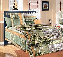 ТексДизайн Комплект постельного белья Танк, 1.5 спальный , бязь