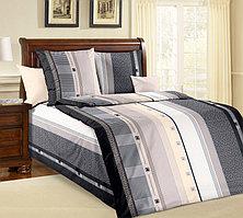 ТексДизайн Комплект постельного белья Шампань 1, 1.5 спальный , бязь