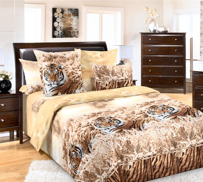 ТексДизайн Комплект постельного белья Хранитель 1, 1.5 спальный , бязь