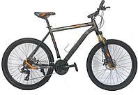 Горно-спортивный велосипед Petava E500 26 2020 21 черный