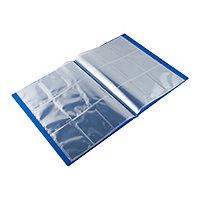 Blackfire 9 Pocket Card Album - Blue