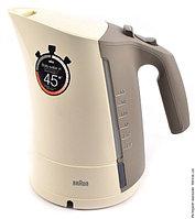 Электрический чайник Braun WK300 кремовый
