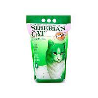 Сибирская кошка Наполнитель силикагель для кошек 4 л