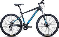 Горно-спортивный велосипед Trinx M500 26 2020 21 черный-синий
