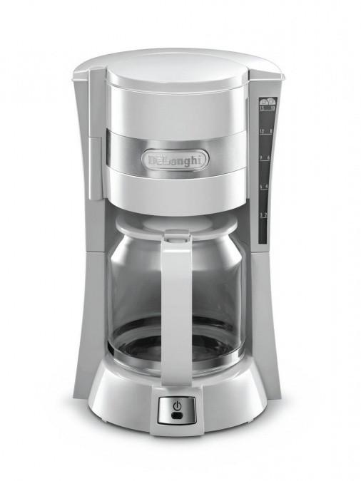 Кофеварка капельная DeLonghi ICM15210 W