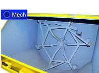Штукатурная станция для цементо-песчаных смесей МШС-4, фото 1