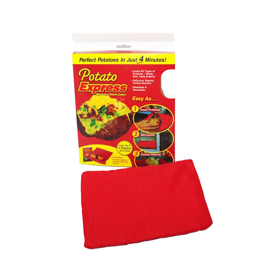 Мешок-рукав для запекания Potato Express Приятная готовка!