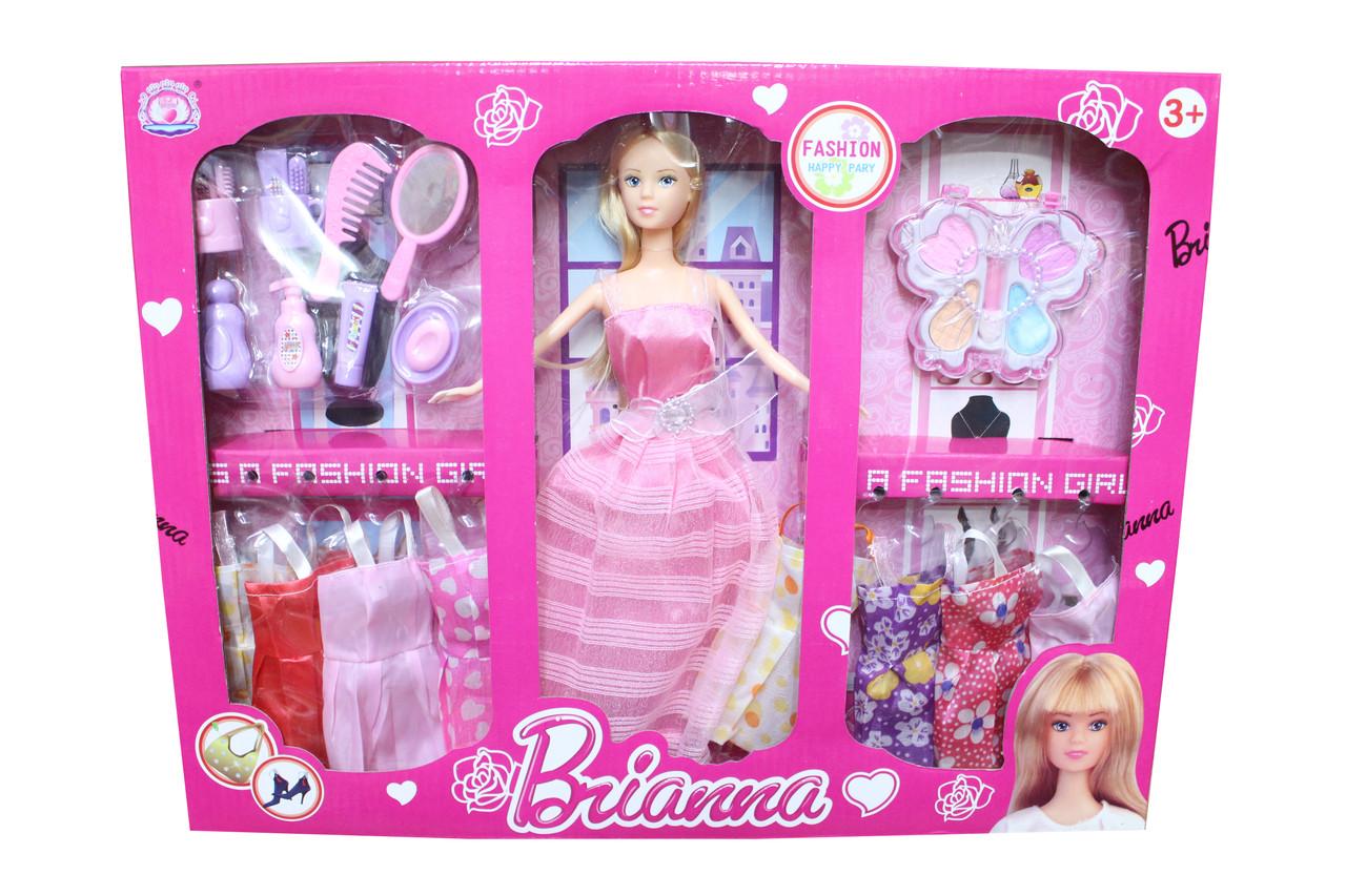 Барби с гардеробом В11-3