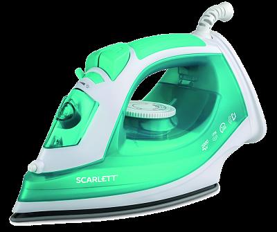 Утюг Scarlett SC-SI30P09 бирюзовый