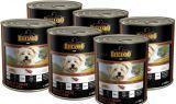 Belcando 6шт. по 400г  Мясо с печенью Best Quality Meat & Liver Консервы для собак