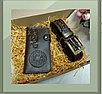 Набор  мужской портмоне и ремень, фото 2