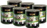 Belcando 6шт. по 800г ТЕЛЯТИНЫ  с овощами Meat with Vegetables Консервы для собак