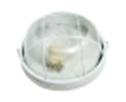 Светильник герметичный круглый 175мм