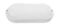 Светильник герметичный накладной овальный 12W