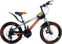 Детский спортивный велосипед Petava PT009 24 2021