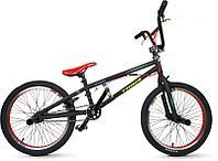 Трюковой велосипед Trinx BMX S200 D20 2019 20.5 черный