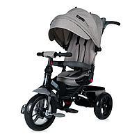 Велосипед 3-х колесный  Lorelli JAGUAR Серый / Grey Luxe 2102