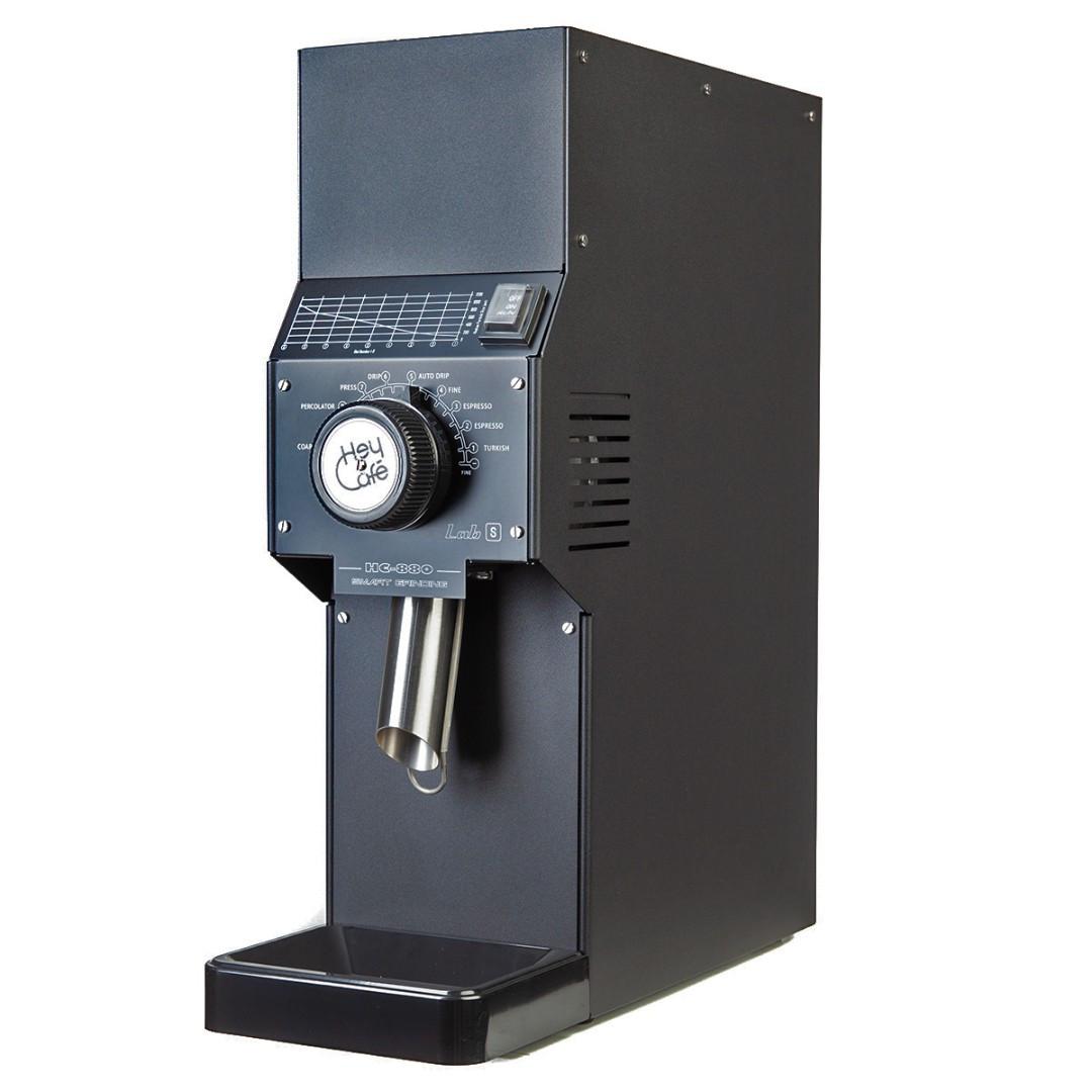 Кофемолка Heycafe Hc-880 Lab S Черный