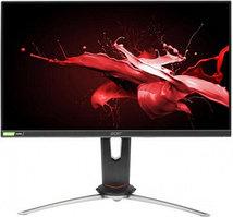 Монитор Acer/Nitro XV253QP/24,5 ''/IPS/1920x1080 Pix/2xHDMI(2.0) + DP(1.2a) + USB3.0Hub(1up 4down) + Audio Out