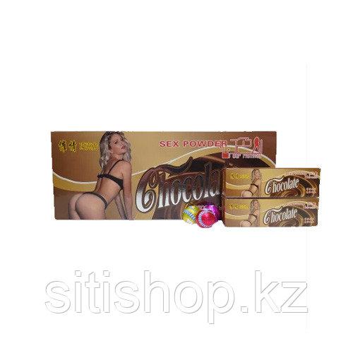Возбуждающий шоколад Chocolate - Афродизиак для женщин