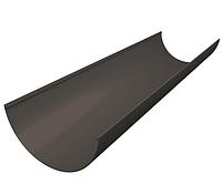 Желоб водосточный 120x3000 мм Серый Grand Line
